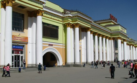 жд вокзал екатеринбург