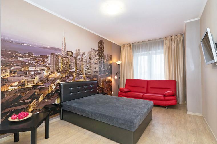 Квартира бизнес класса с евроремонтом