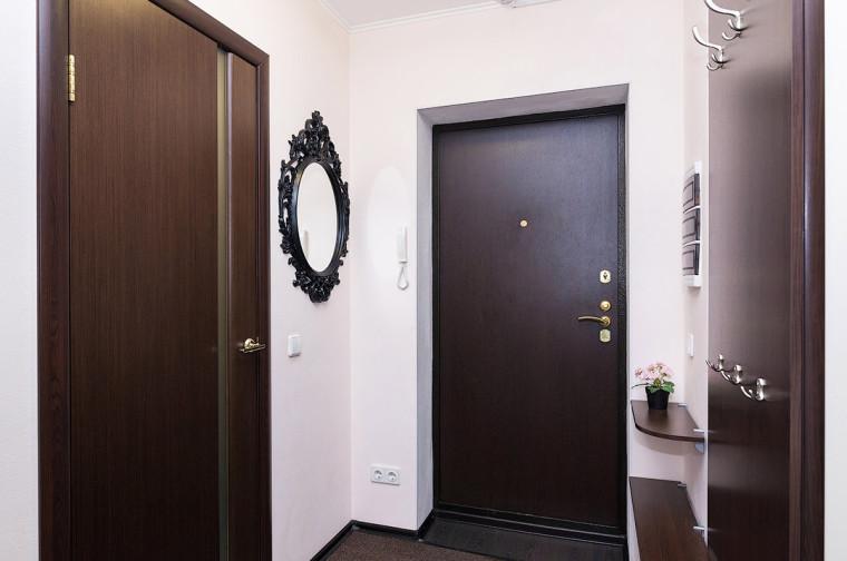 Стильная квартира студия бизнес класса