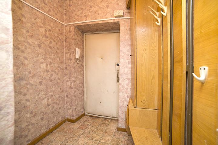 Недорогая 1к квартира в центре