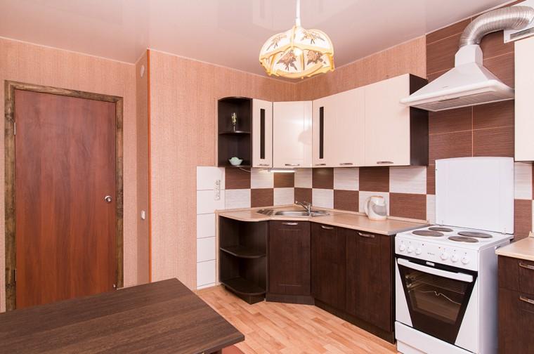1к квартира для 4-х человек с евроремонтом