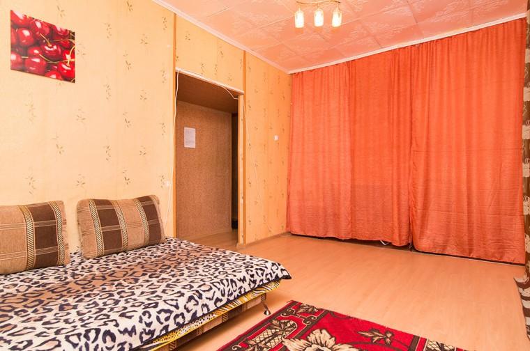 1к квартира в центре для 5-х человек