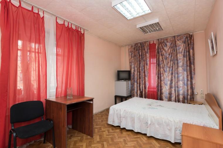 1к квартира для 3-х человек