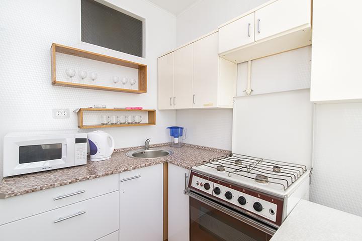 1к квартира для 4-х человек после ремонта