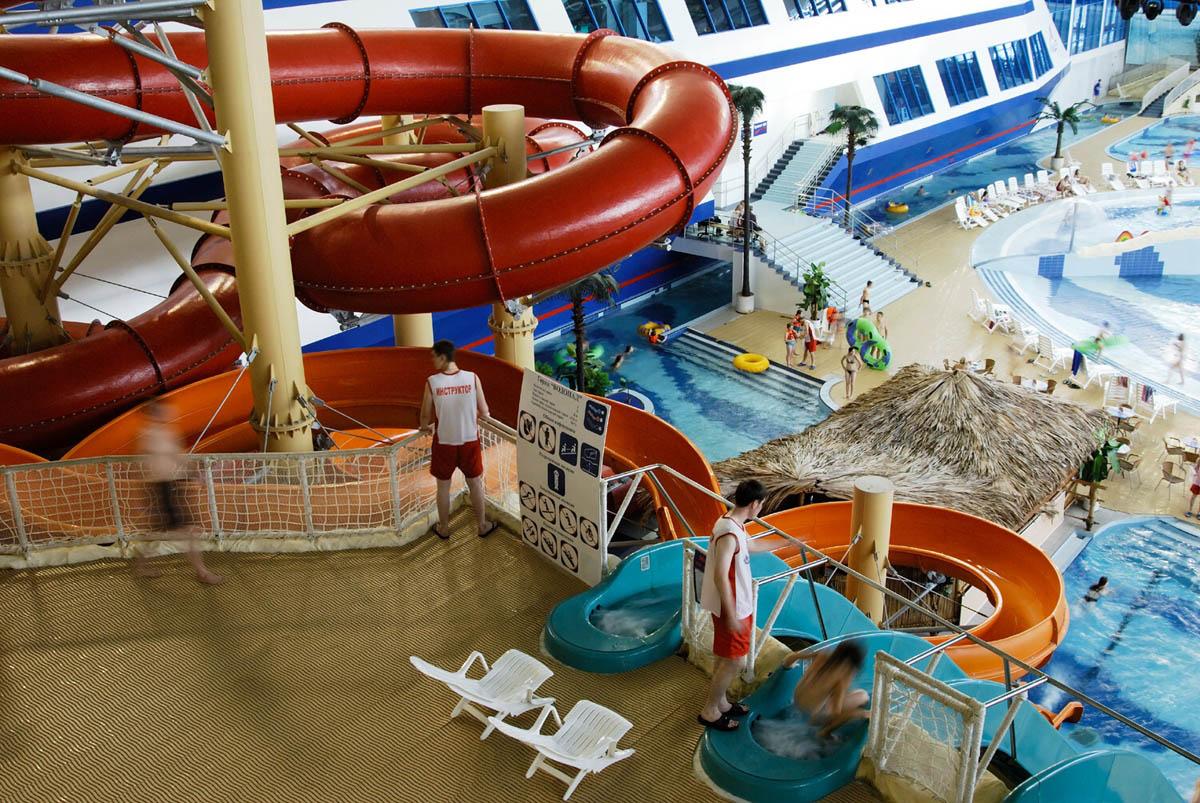 аквапарк лимпопо екатеринбург