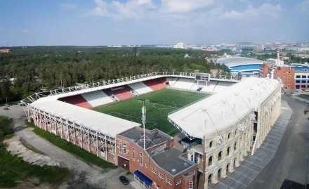 стадион динамо екатеринбург